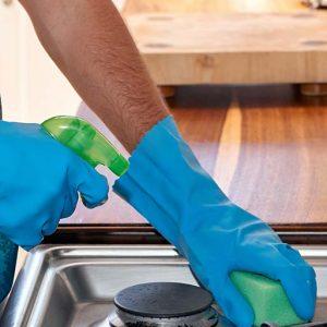 Reiniging Keuken